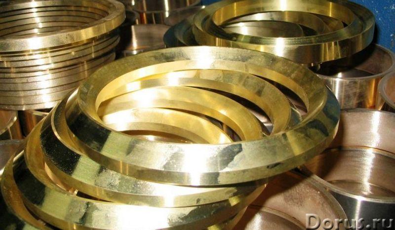 Венцы, шайбы из бронзы - Металлопродукция - Шайбы и венцы из бронзы. Изготовление под заказ, а также..., фото 2