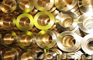 Венцы, шайбы из бронзы - Металлопродукция - Шайбы и венцы из бронзы. Изготовление под заказ, а также..., фото 3