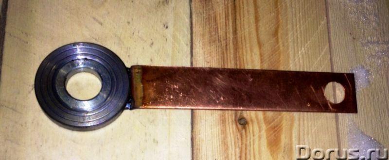 Межфланцевые протекторы - Металлопродукция - Опытный завод КТИАМ изготовит для вас межфланцевые прот..., фото 8