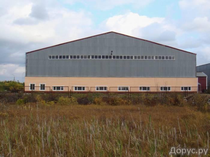 Продам складской комплекс - Нежилые помещения, склады - Крытый склад общей площадью 12 300 кв. м, ра..., фото 1